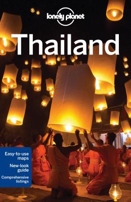 Lonely Planet Thailand cover image