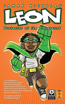 Leon: Protector of the Playground: Library Hardcover Cover Image