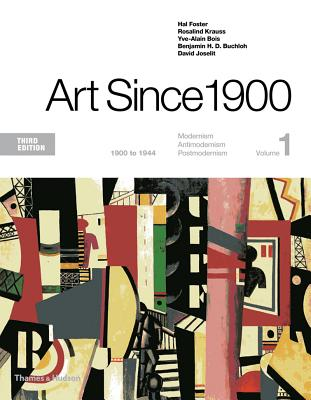 Art Since 1900: 1900 to 1944 Cover Image
