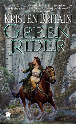 Green Rider (Mage Wars #1102) Cover Image