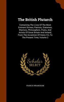 Cover for The British Plutarch