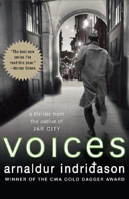 Voices: An Inspector Erlendur Novel Cover Image