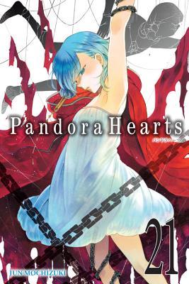 PandoraHearts, Vol. 21 Cover Image