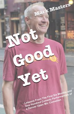 Not Good Yet Cover Image