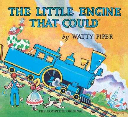 The Little Engine That Could Mini Cover Image
