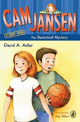 Cam Jansen: the Basketball Mystery #29 Cover Image