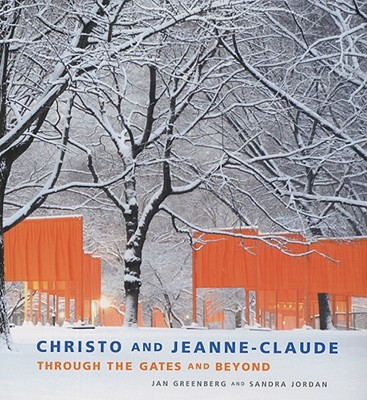 Christo and Jeanne-Claude Cover