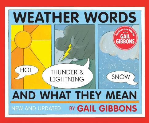 Cover for Weather Words and What They Mean (New Edition)