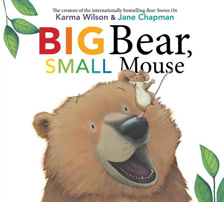 Big Bear Small Mouse by Karma Wilson & Jane Chapman