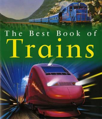 My Best Book of Trains (Best Books of) Cover Image