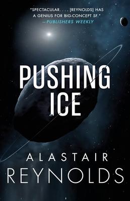 Pushing Ice Cover Image