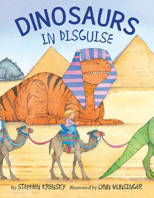 Dinosaurs in Disguise Cover Image