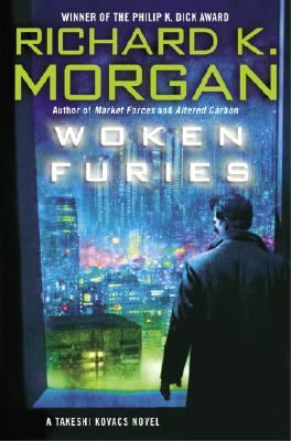 Woken Furies Cover