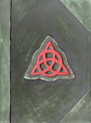 Charmed Book of Shadows Replica Cover Image