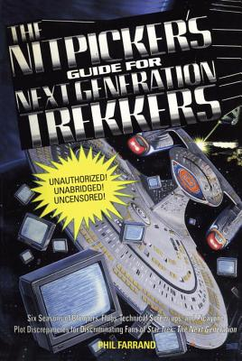 The Nitpicker's Guide for Next Generation Trekkers  Volume 1 (Nitpicker's Guides) Cover Image