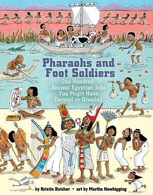 Cover for Pharaohs and Foot Soldiers