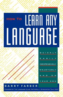 How to Learn Any Language Cover