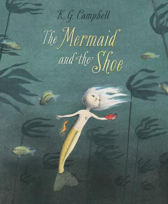 The Mermaid and the Shoe Cover Image