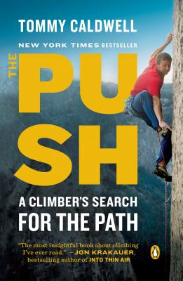 The Push: A Climber's Search for the Path Cover Image