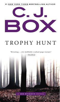 Trophy Hunt (A Joe Pickett Novel #4) Cover Image