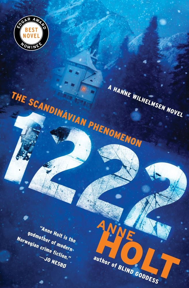 1222: Hanne Wilhelmsen Book Eight (A Hanne Wilhelmsen Novel #8) Cover Image