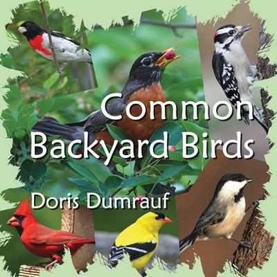 Common Backyard Birds Cover Image
