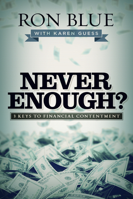 Never Enough? Cover