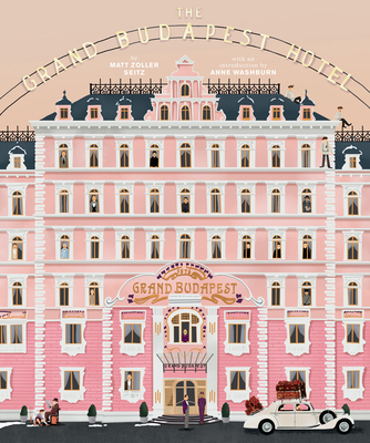 The Wes Anderson Collection: The Grand Budapest Hotel Cover Image