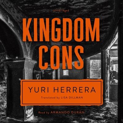 Kingdom Cons Cover Image