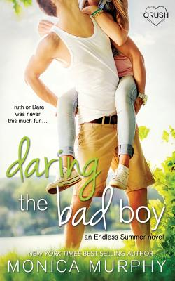 Cover for Daring the Bad Boy