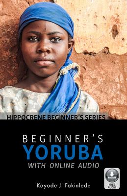Beginner's Yoruba with Online Audio Cover Image