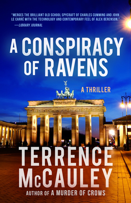 A Conspiracy of Ravens (James Hicks #3) Cover Image