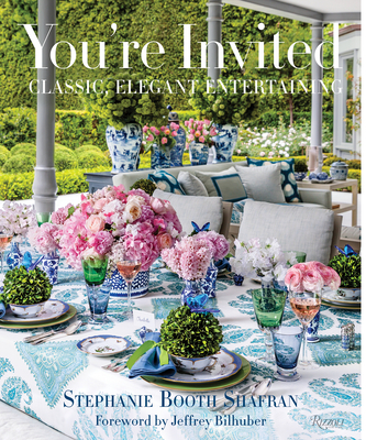 You're Invited: Classic, Elegant Entertaining Cover Image