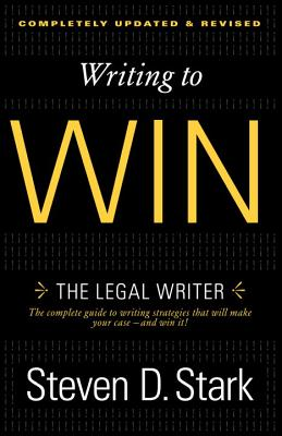 Writing to Win: The Legal Writer Cover Image
