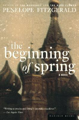 The Beginning of Spring Cover