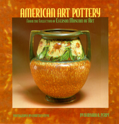 American Art Pottery Cover Image