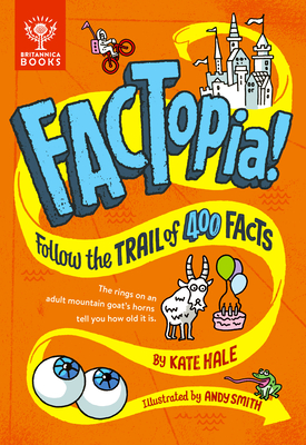 Factopia!: Follow the Trail of 400 Facts... Cover Image