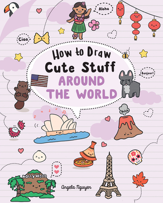 How to Draw Cute Stuff: Around the World, 5 Cover Image