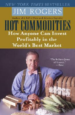 Hot Commodities Cover