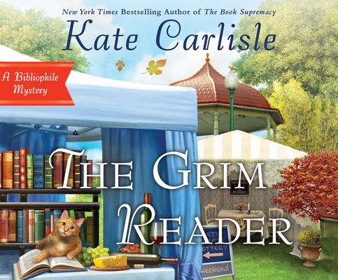 The Grim Reader (Bibliophile Mystery #4) Cover Image