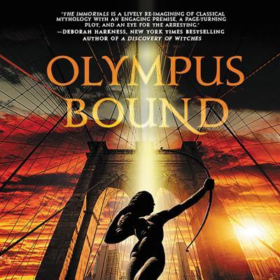 Olympus Bound Cover Image