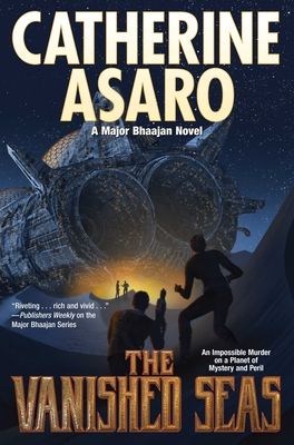 The Vanished Seas (Major Bhaajan #3) Cover Image