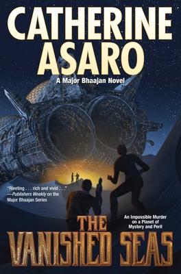 The Vanished Seas (Major Bhaajan #3) Cover Image