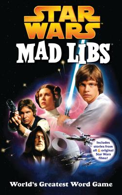 Star Wars Mad Libs Cover Image