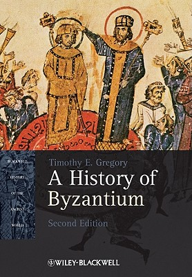 A History of Byzantium (Blackwell History of the Ancient World #19) Cover Image