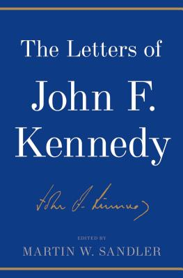 The Letters of John F. Kennedy Cover