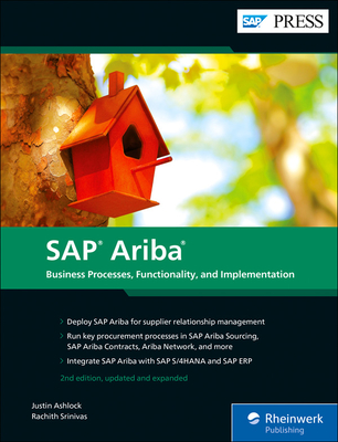 SAP Ariba: Business Processes, Functionality, and Implementation Cover Image