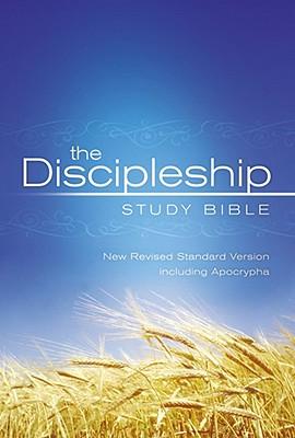 Discipleship Study Bible-NRSV Cover