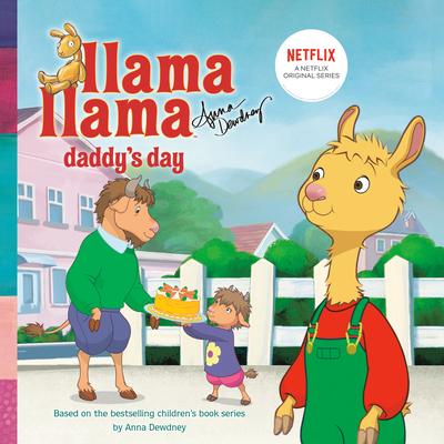 Llama Llama Daddy's Day Cover Image