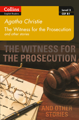 Cover for Witness for the Prosecution and other stories
